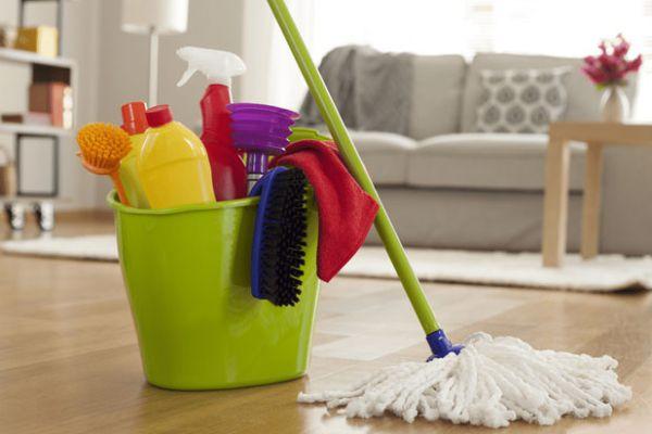 10 Tipps für die Hausreinigung